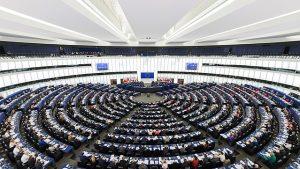 Sede del Europarlamento